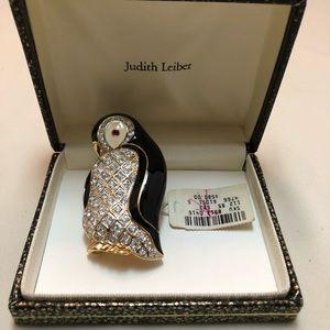 Vintage Judith Leiber Brooch! NWT!